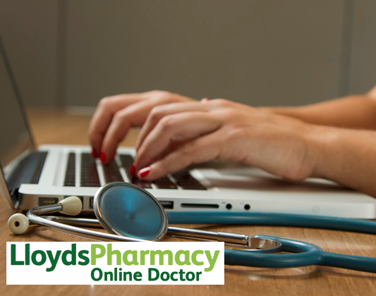 Online Doctor Consultation LloydsPharmacy