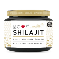 SHILAJIT -Supercharge Your Body For Power Strength & Extreme Energy